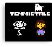 Temmietale! - Undertale Canvas Print