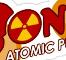 Bonk atomic punch Sticker