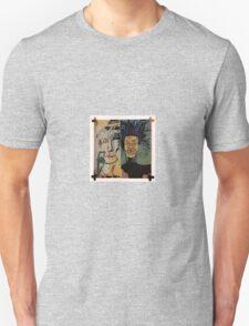 JM Basquiat - T-Shirt Unisex T-Shirt