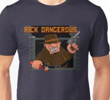 Rick Dangerous Title  Unisex T-Shirt