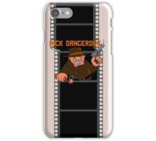 Rick Dangerous Title  iPhone Case/Skin