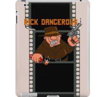 Rick Dangerous Title  iPad Case/Skin