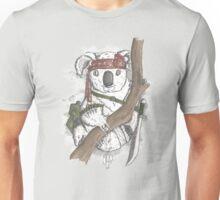 Battle Koala Unisex T-Shirt