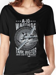 Warthog Women's Relaxed Fit T-Shirt