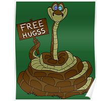Free Hugss Poster