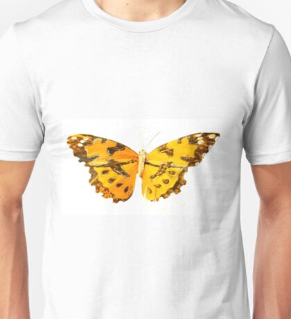 The butterfly Unisex T-Shirt