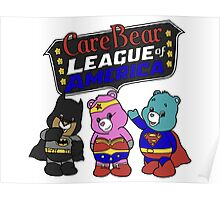 Care League of America Poster