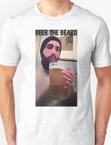 beer the beard Unisex T-Shirt