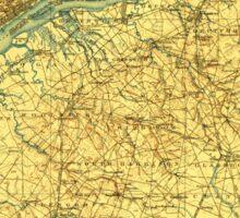 USGS TOPO Map New Jersey NJ Camden 255437 1901 125000 Sticker