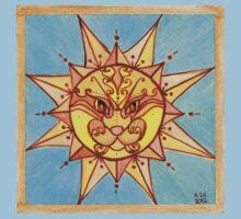 Sun Lion Baby Tee