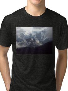 VAPOR RISING Tri-blend T-Shirt