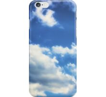 Dance of the Clouds iPhone Case/Skin