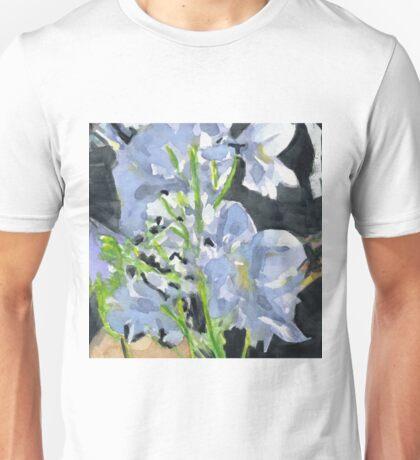 Delphiniums Unisex T-Shirt