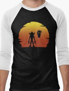 Crash on Sunset Men's Baseball ¾ T-Shirt