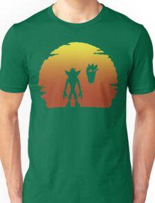 Crash on Sunset Unisex T-Shirt