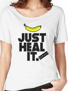 Just heal it Women's Relaxed Fit T-Shirt
