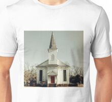 Abandoned Church Unisex T-Shirt
