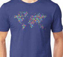 World full of love Unisex T-Shirt