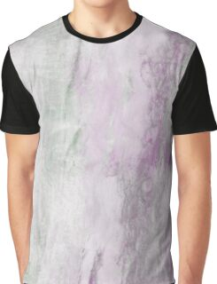 Purple Haze Abstract Graphic T-Shirt