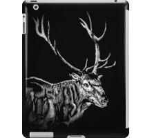stark elk iPad Case/Skin