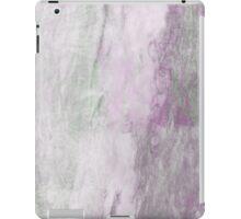 Purple Haze Abstract iPad Case/Skin