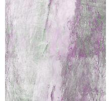 Purple Haze Abstract Photographic Print