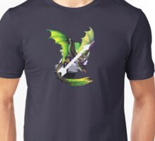 Aromantic Pride Dragon Unisex T-Shirt