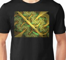 Tears of Autumn Gold Unisex T-Shirt