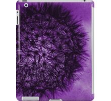 Goth Dandelion iPad Case/Skin