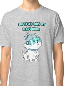Rick and Morty - Snuffles T-shirt Classic T-Shirt