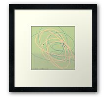 'Seeds', Abstract Thinking Series 27 Framed Print
