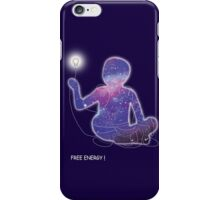 Free energy iPhone Case/Skin