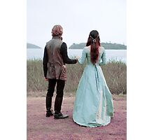 Mary & Francis - Reign  Photographic Print
