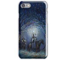 The Hobbit's journey iPhone Case/Skin
