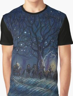 The Hobbit's journey Graphic T-Shirt