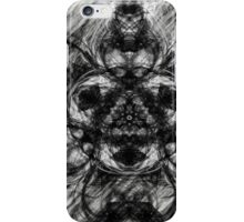 Majestic Scribble Symmetrical Abstract iPhone Case/Skin