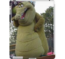 Croc on Parade iPad Case/Skin