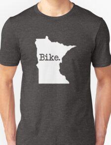 Minnesota Bike MN  T-Shirt