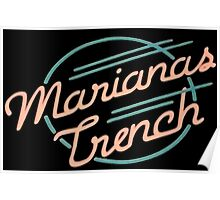 marianas trench Poster