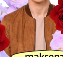 Mackenzei Bourg Roses Sticker