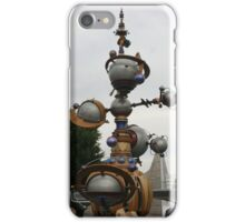 Astro Orbiters iPhone Case/Skin