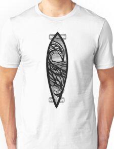 Longboard T Shirt T-Shirt