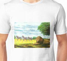 Zebra Crossing Unisex T-Shirt