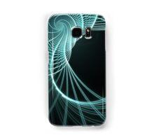 fractal spiral Samsung Galaxy Case/Skin