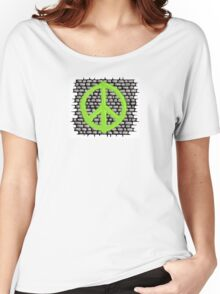 Peace on the Streets Women's Relaxed Fit T-Shirt