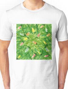 Lights in Tree Unisex T-Shirt
