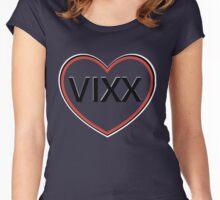 VIXX heart Women's Fitted Scoop T-Shirt