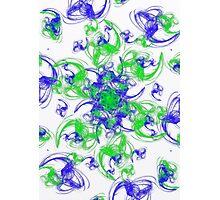 Symmetrical Swirl  Photographic Print