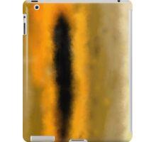 Auburn Fade Abstract iPad Case/Skin