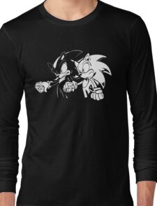 Fast Fiction Long Sleeve T-Shirt